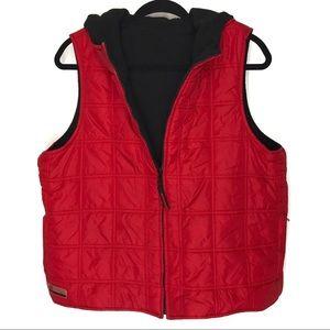 Ralph Ralph Lauren Women's Reversible Puffer Vest
